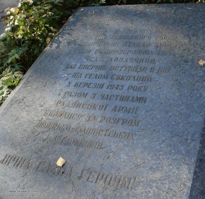 Порошенко поручил МИДу вмешаться в ситуацию с могилой поэта Александра Олеся, - Цеголко - Цензор.НЕТ 2071