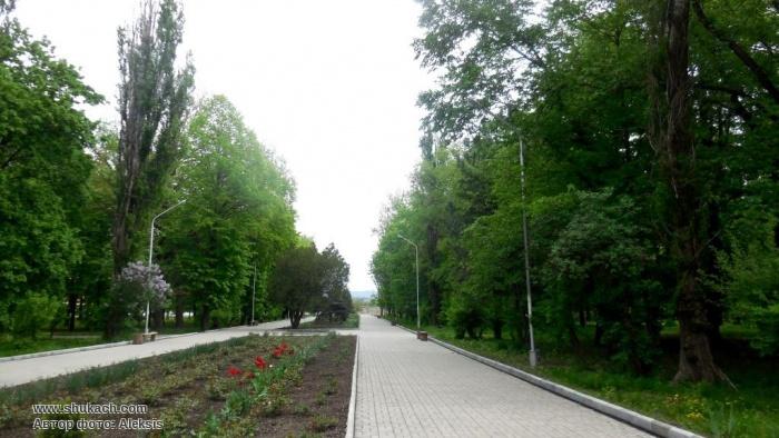 харцызск парк фото