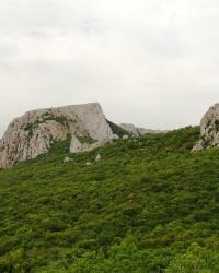 Ільяс-Кая - Гора Іллі