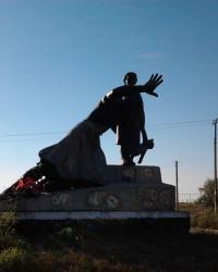 Братская могила жертв фашистского террора