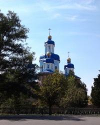 Церковь Свято-Сергиевская православная