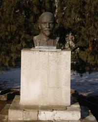 Памятник Ленину В.И. в п. Филатовка