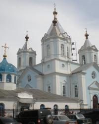 Свято-Покровская церковь в г.Джанкой