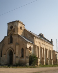 Костел Сердца Иисуса в селе Александровка