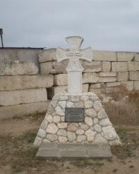 Поклонный крест в Межводном