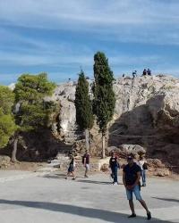Ареопаг, г. Афины
