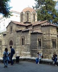 Церковь Богородицы Капникареи, г. Афины