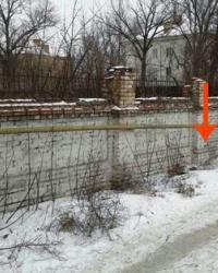 ПП возле дома №123 по ул. Лутугинская, г. Луганск