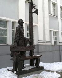 Памятник Матусовскому М.Л., г. Луганск