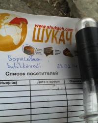 Борисовка (тайник)