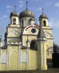 Свято-Вознесенский собор, г. Александровск (г. Луганск)