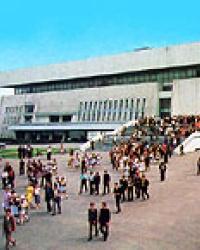 """Ледовый дворец спорта """"Метеор"""", г. Днепропетровск"""
