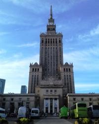 Палац культури і науки, м. Варшава