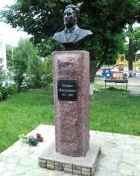 Пам'ятник Василенку П.П., сел. Печеніги