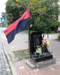 Пам'ятник Шимку М.М., м. Київ