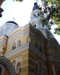Свято-Ильинский собор, г. Одесса