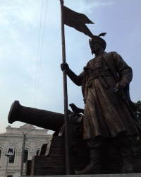 Памятник Ивану Сирко, г. Харьков