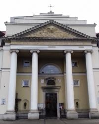 Костел св. Брата Альберта і св. Апостола Андрія, м. Варшава