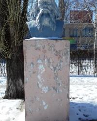 Пам'ятник Д.І. Менделєєву, м. Рубіжне