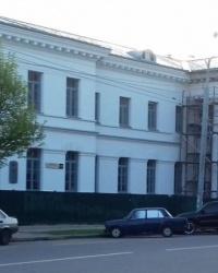 Будинок Малоросійського поштамту, м. Полтава