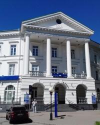 Офіcний центр на вул. Європейська, 2, м. Полтава