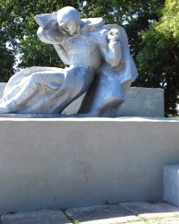 Меморіал ВВв, с. Веселе
