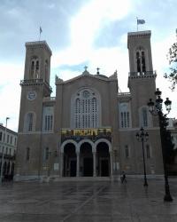 Кафедральный собор Благовещения Пресвятой Богородицы, г. Афины