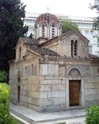 Церковь Айос-Элефтериос, г. Афины