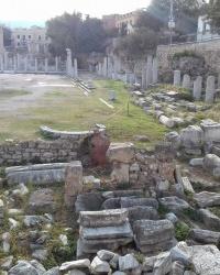 Римская Агора, г. Афины