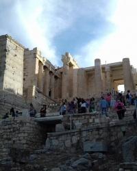 Пропилеи Афинского акрополя, г. Афины