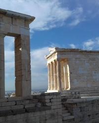 Храм Ники Аптерос, г. Афины