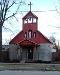 Римо-католицька каплиця Божого Милосердя і Св. Шарбеля, м. Харків