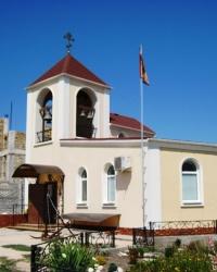 Храм св. великомученика Димитрия Солунского, г. Севастополь