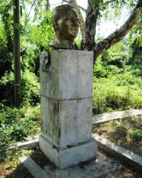 Пам'ятник М.І. Вавілову, сел. Дальнє