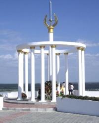 Мемориал защитникам Привольнянского плацдарма