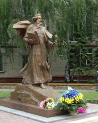 Памятник Далю В.И. (ВУНУ), г. Луганск