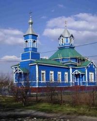 Церковь Апостола Иоанна Богослова, с. Нижнетёплое