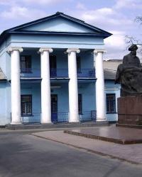 Памятник Далю В.И. г. Луганск.