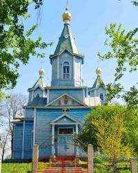 Покровська церква в селі Поділля (1905 р.)