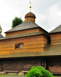 Церква великомученика Пантелеймона у Сколе