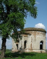 Церква Каневських в селі Воскресенське