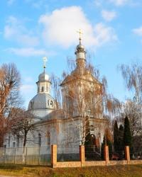 Миколаївська церква у Василькові