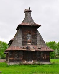 Унікальний костел у Язлівчику