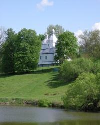 Михайлівська церква у Вороновиці