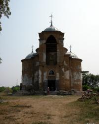 Храм Петра і Павла в Мойсівці