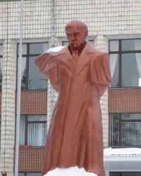 Шевченколєнін у Сквирі