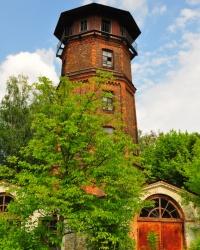 Водонапірна башта у Шпитьках