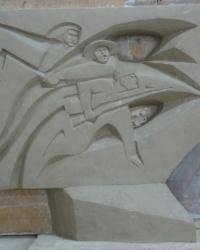 Відкриття пам'ятника хліборобам, що загинули 1920 року