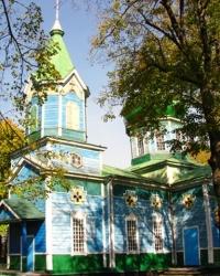 Церква св. Дмитра Солунського в с. Тернівка