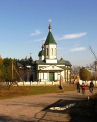 Церква Різдва Пресвятої Богородиці у с. Нечаївка